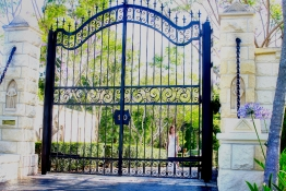 evergreen gates