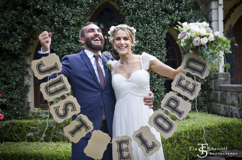 Just eloped