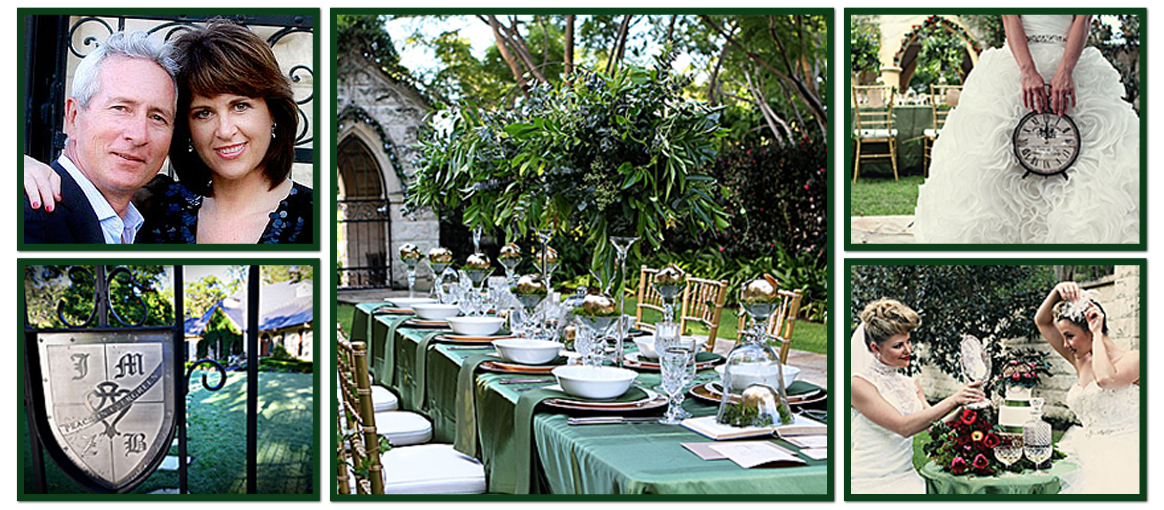 Evergreen Garden Wedding Venue
