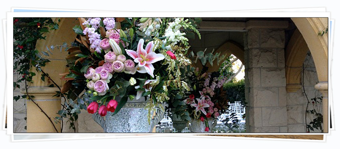 Gold Coast Weddings Venue Flowers
