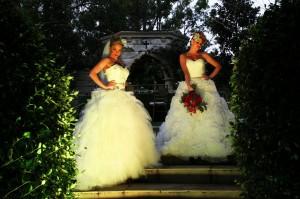 Once upon A Time Ever Green Gardens Wedding Venue Brides 3