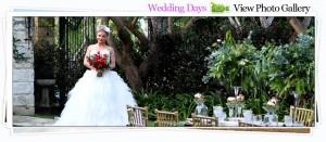 Wedding Days Gallery