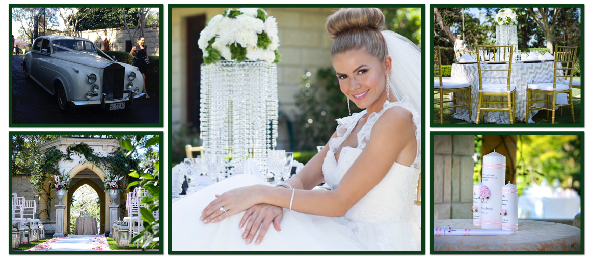 Evergreen Garden Venue Wedding Packages