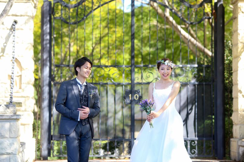 destination wedding for our beautiful Japanese couple