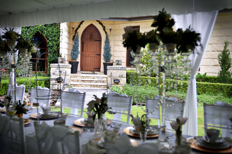 wedding reception_high tea
